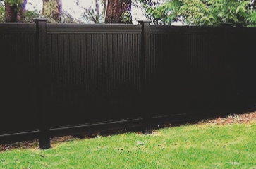 If you need privacy, you can get a privacy fence in so many different fence product types and colors. There are so many different options to choose from. Privacy fencing can come in wood, vinyl, chain link when vinyl slats are used, and other options as well. Ask us what we can do to add more privacy and security to your property