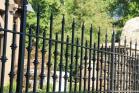 wrought iron fencing cincinnati fencing